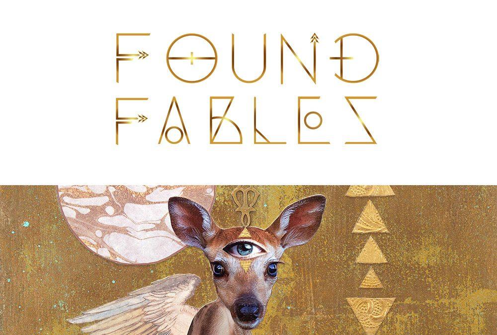 Found Fables – Branding & E-Commerce Website