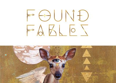 Found Fables – Branding & E-Commerce Website