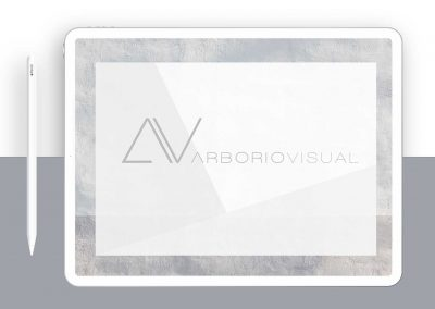 Arborio Visual – Logo