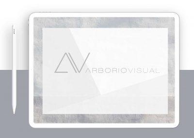 Arborio Visual – Logo