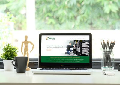 Ergosynch – Website