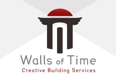 Walls of Time – Logo